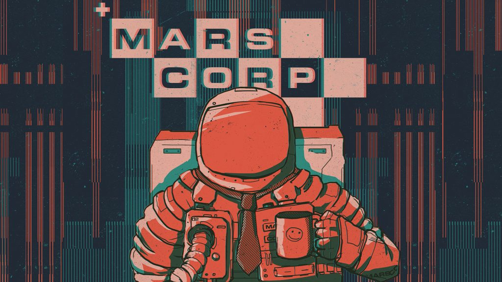 Mars Corp Podcast Cover